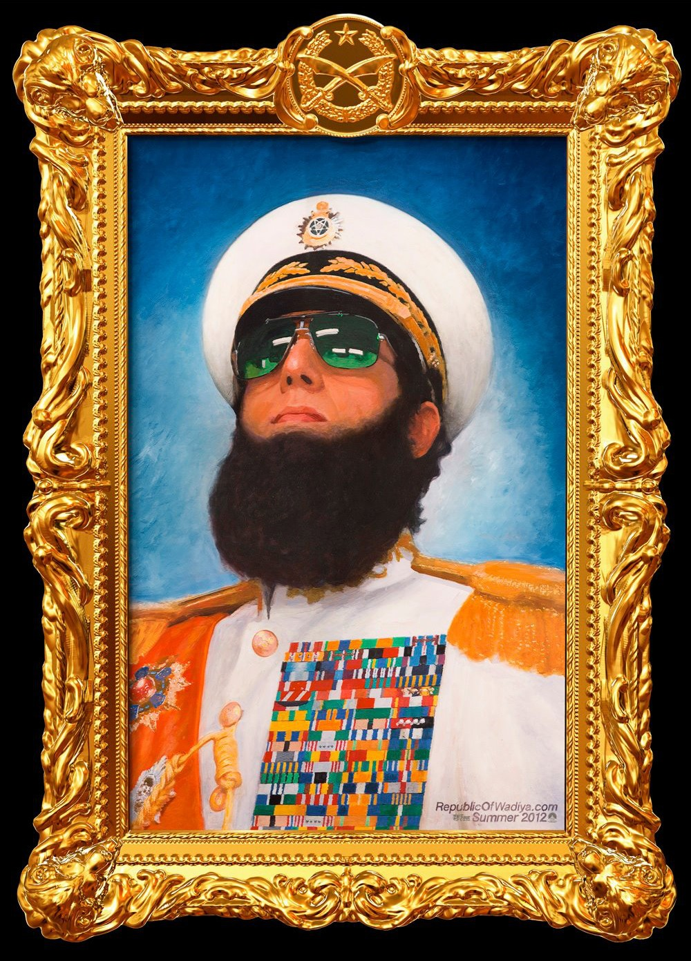 The Dictator (2012) | Moviepedia | FANDOM powered by Wikia