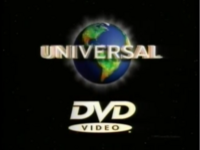 Universal Studios DVD