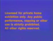 Disney 1989 Canadian Warning Screen