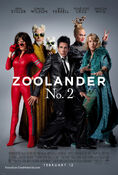Zoolander Long Time No Z