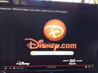 Disney.com promo 2