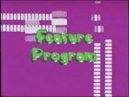 Feature Program (Music Bars Variant)