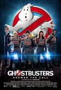 Ghostbusters 2016 film poster
