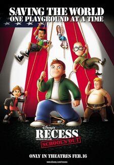 Recessschool'sout