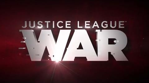 Justice League War - Trailer