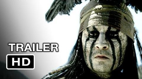 The Lone Ranger Official Trailer 2 (2012) - Johnny Depp Movie HD