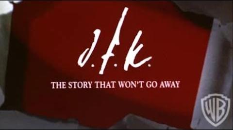 JFK - Original Theatrical Trailer