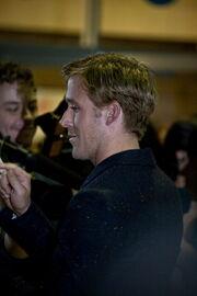 Ryan Gosling TIFF Drive premiere