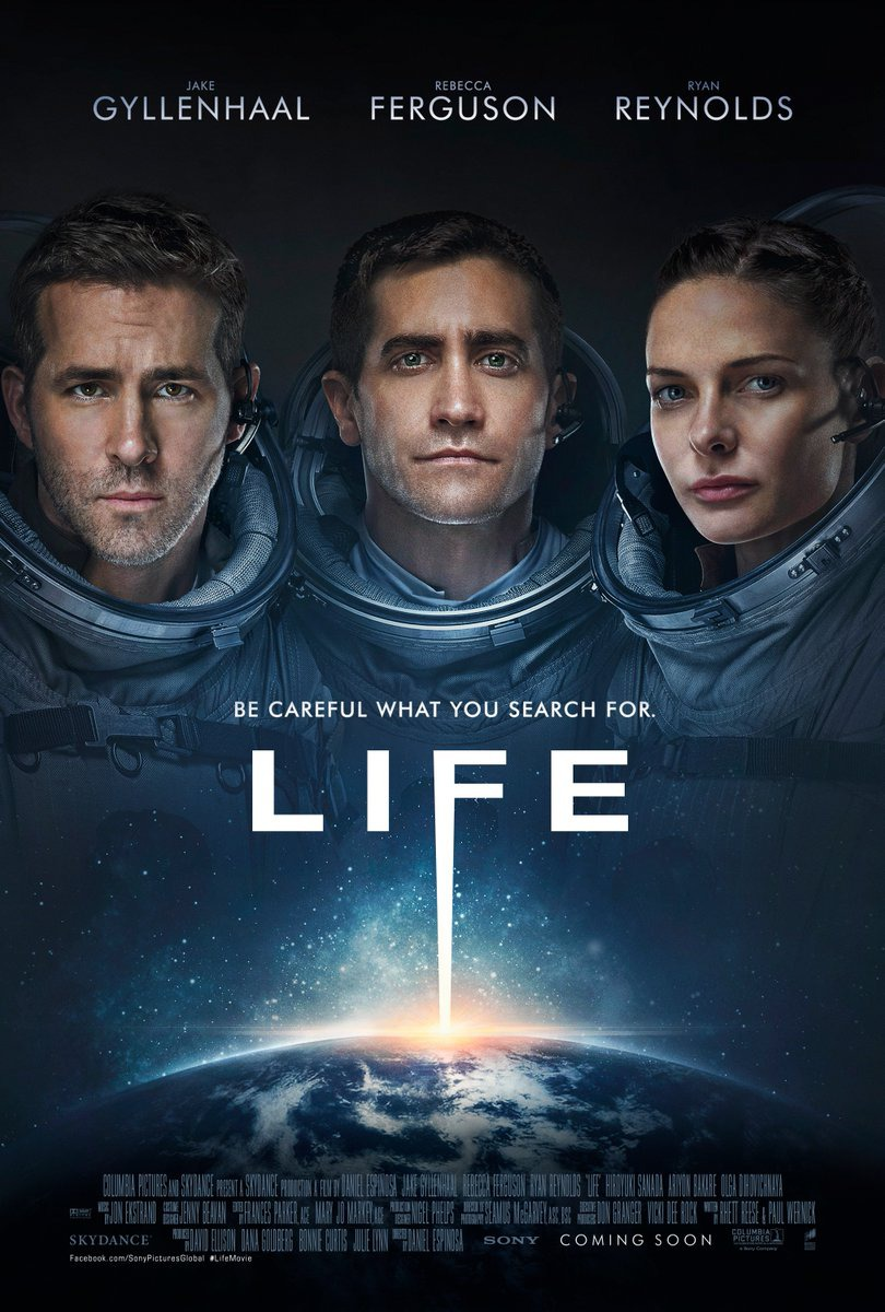 Life (2017) | Moviepedia | Fandom