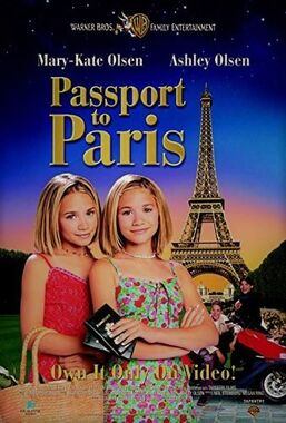 Passport to Paris (1999) Poster