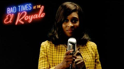 Bad Times at the El Royale Exclusive – On Set With the Cast 20th Century FOX