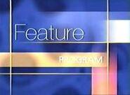 Feature Program 2002-2004