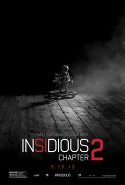 Insidious – Chapter 2 Poster