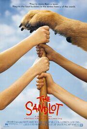 Sandlot poster