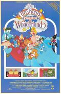 Care Bears Adventure in Wonderland