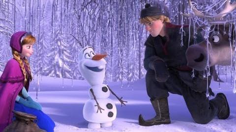 Disney's FROZEN Full UK Trailer Official Disney HD