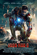 Iron Man 3 theatrical poster