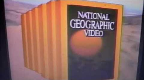 National Geographic Video commercial