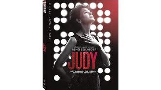 Opening to Judy 2019 Blu-ray