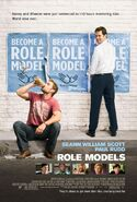 Role models 2008 POster
