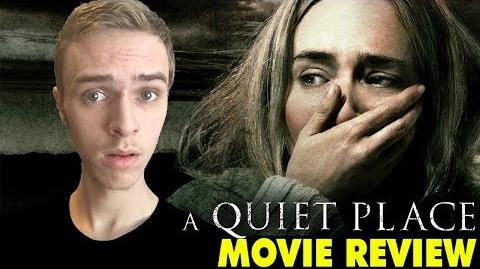 A Quiet Place - Movie Review