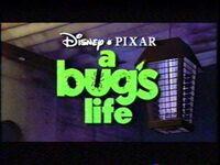 Video trailer A Bug's Life