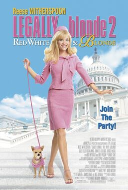 Legally Blonde 2 Red, White & Blonde