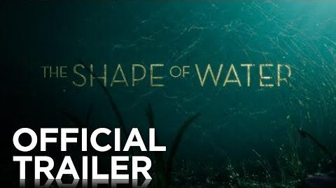 THE SHAPE OF WATER Official Trailer FOX Searchlight