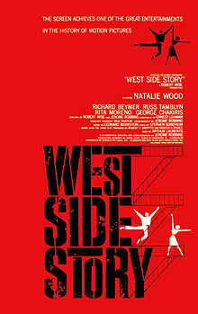 220px-West Side Story poster