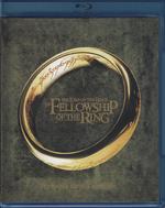 Fellowship of the Ring Blu-ray 2012