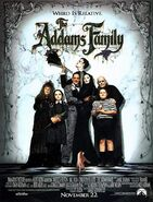 The Addams Family 1991 Poster