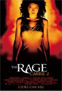 The Rage - Carrie 2 1999 Poster