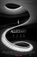 The Divergent Series Allegiant - Follow Up Poster