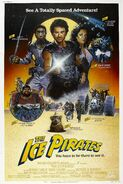 The Ice Pirates 1984 Poster