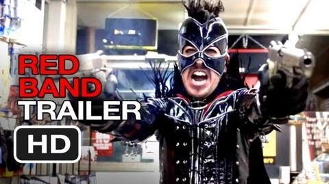 Kick-Ass 2 Official Red Band Trailer 1 (2013) - Aaron Taylor-Johnson Movie HD