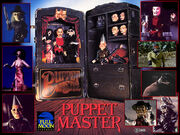 The Puppet Master Franchise