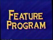 Feature Program (Winnie The Pooh- Un-Valentine's Day Variant)