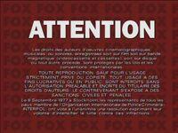 French Fox Warning