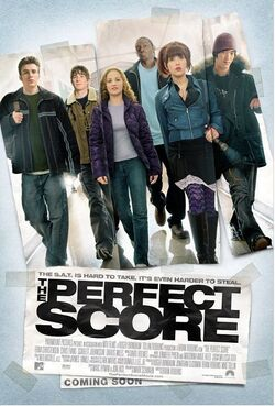 The Perfect Score 2004 Poster