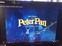 Trailer Peter Pan 2-Disc Special Edition 2