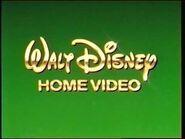 Walt Disney Home Video (green variant)