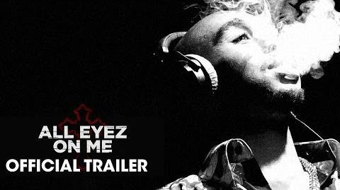 All Eyez On Me (2017 Movie) – Official Trailer - Based on Tupac Shakur
