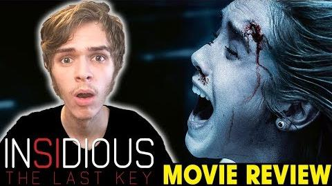 Insidious The Last Key - Movie Review