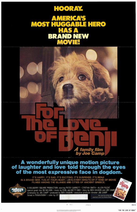 benji full movie 1974