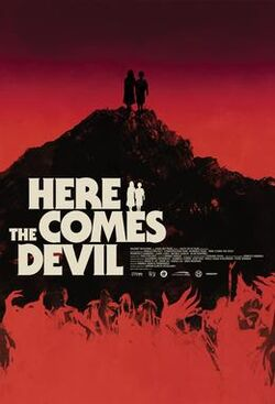 Here Comes The Devil Official Poster