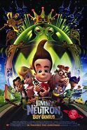 220px-Jimmy Neutron Boy Genius film