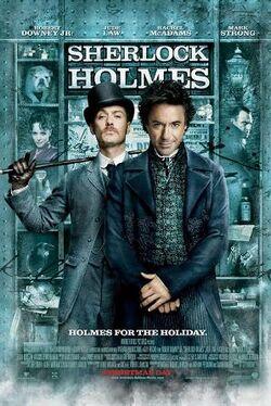 Sherlock holmes ver5