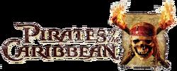 Pirates of the Carribean logo