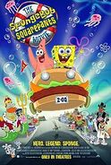 220px-The SpongeBob SquarePants Movie poster