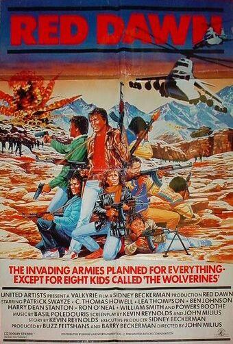 Red Dawn (1984) | Moviepedia | Fandom